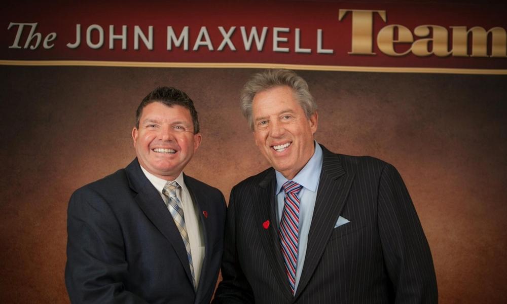 David and John Maxwell