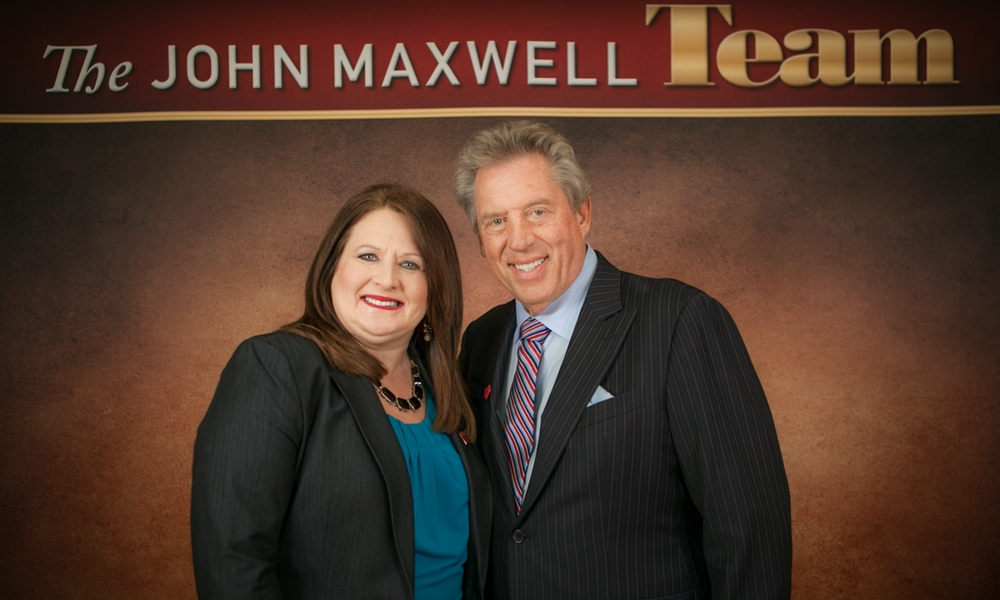 Donna and John Maxwell